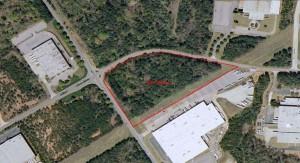 Land - 2019 East Park Drive (8.58 Acres)