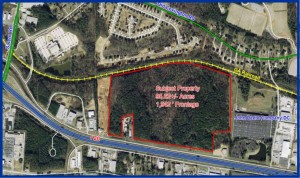 Land - Dogwood Drive I20 East Salem Road (95.62 Acres)
