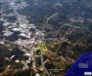 Land - Sigman Rd & I-20 (65 acres)
