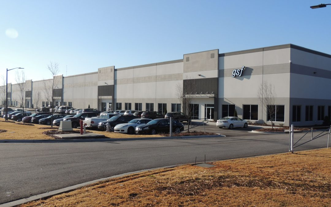 Golden States Foods Conyers Liquid Products Opens New Finished Goods Warehouse
