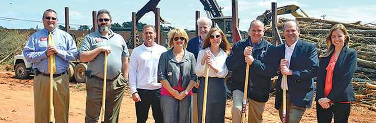 Ashley Capital Breaks Ground on 175,000 s/f Building