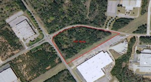 Land - 2019 East Park Drive (8.58 Acres)