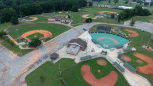 Legion Baseball Fields