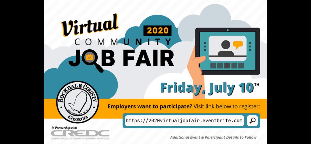 Virtual Community Job Fair